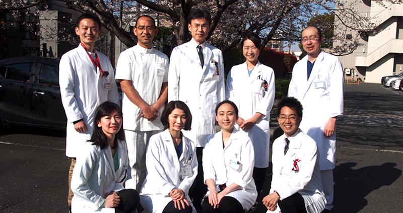 名古屋市立大学病院 スタッフの皆さん